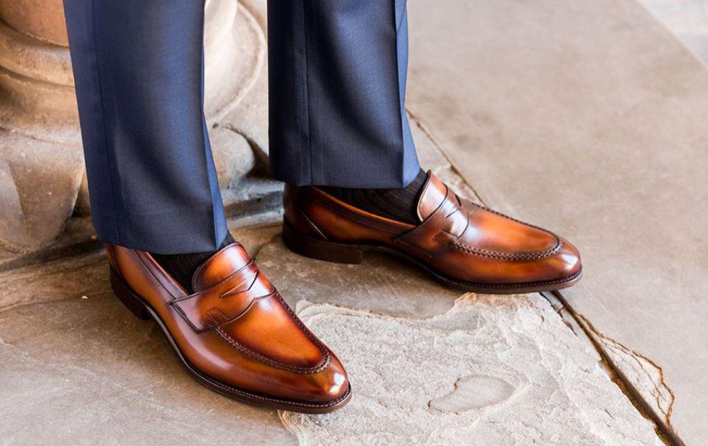 Edmundo Castillo Mens Shoes